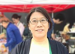 山菜スペシャリスト 遠藤初子