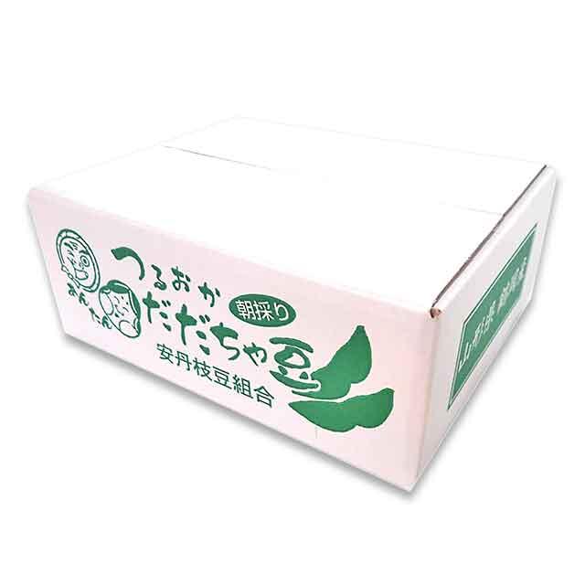 安丹だだちゃ豆「早生白山だだちゃ」 250g×4袋