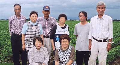 安丹枝豆生産組合
